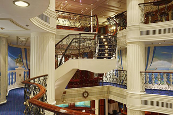 Royal Clipper Atrium